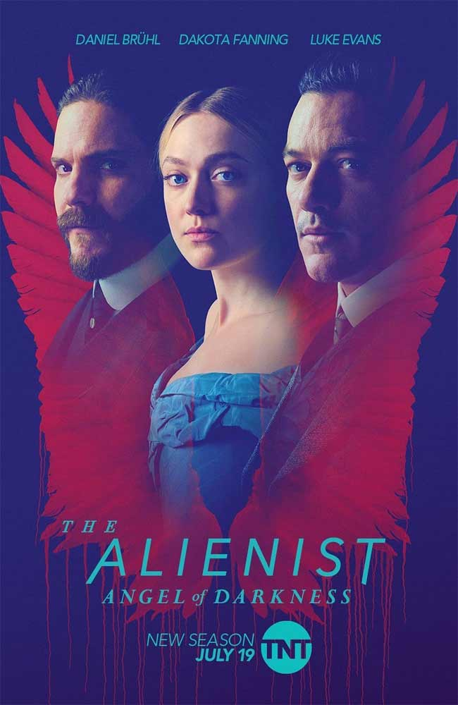 Ver Serie The Alienist Online HD