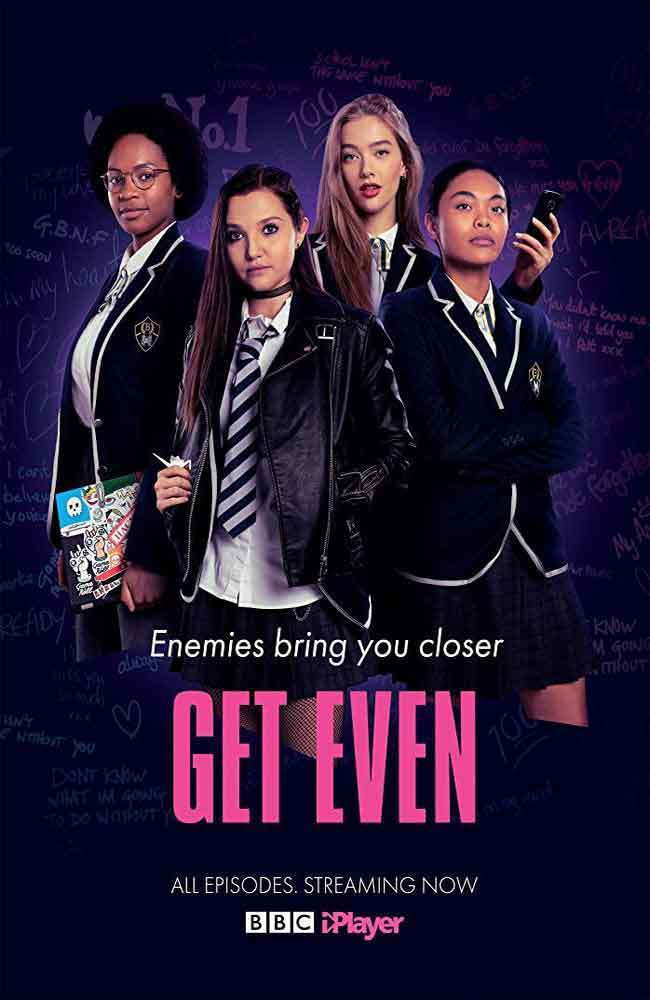 Ver Serie Get Even Online HD