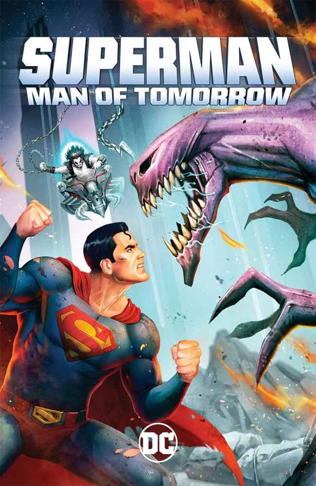 Ver o Descargar Superman: Man of Tomorrow Pelicula Completa Online En Español Latino - Castellano & Subtitulado