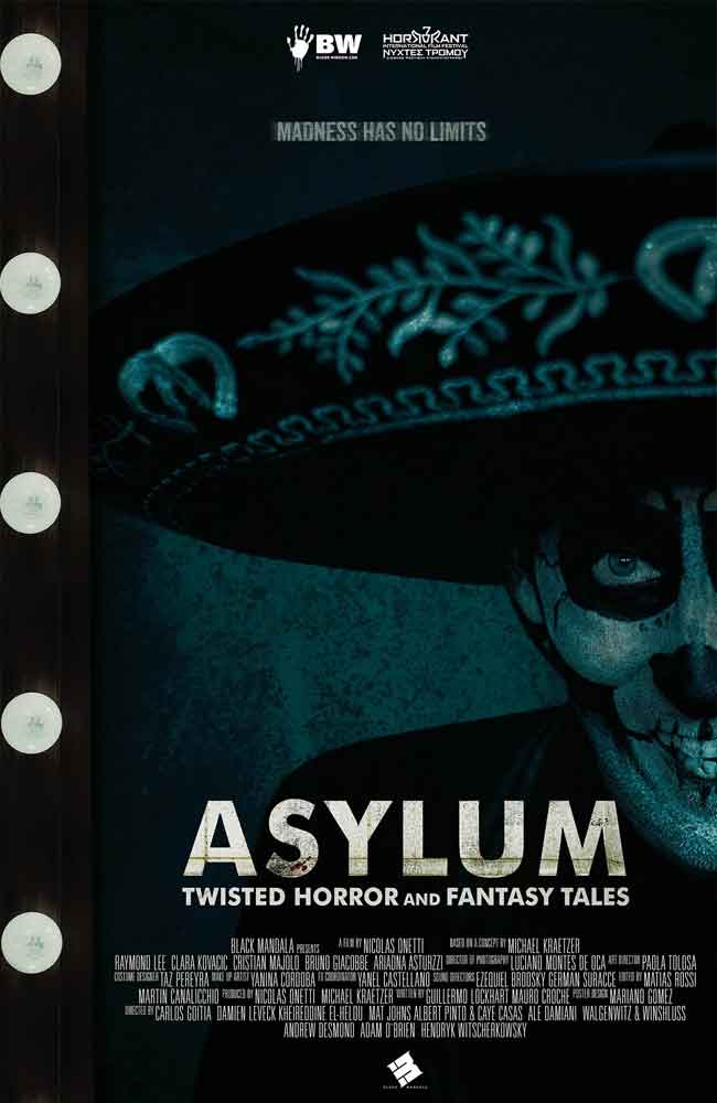 Ver Pelicula ASYLUM: Twisted Horror and Fantasy Tales Online HD