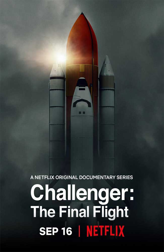 Ver Serie Challenger: The Final Flight Online HD