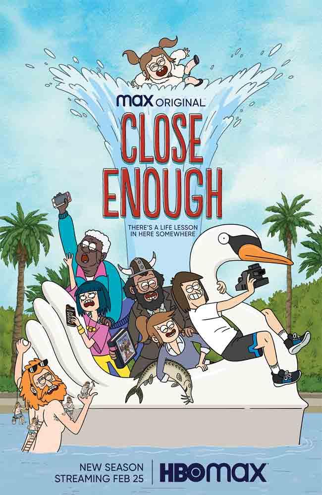 Ver o Descargar Serie Close Enough Temporada 2 Online Gratis HD En Español Latino - Castellano & Subtitulado