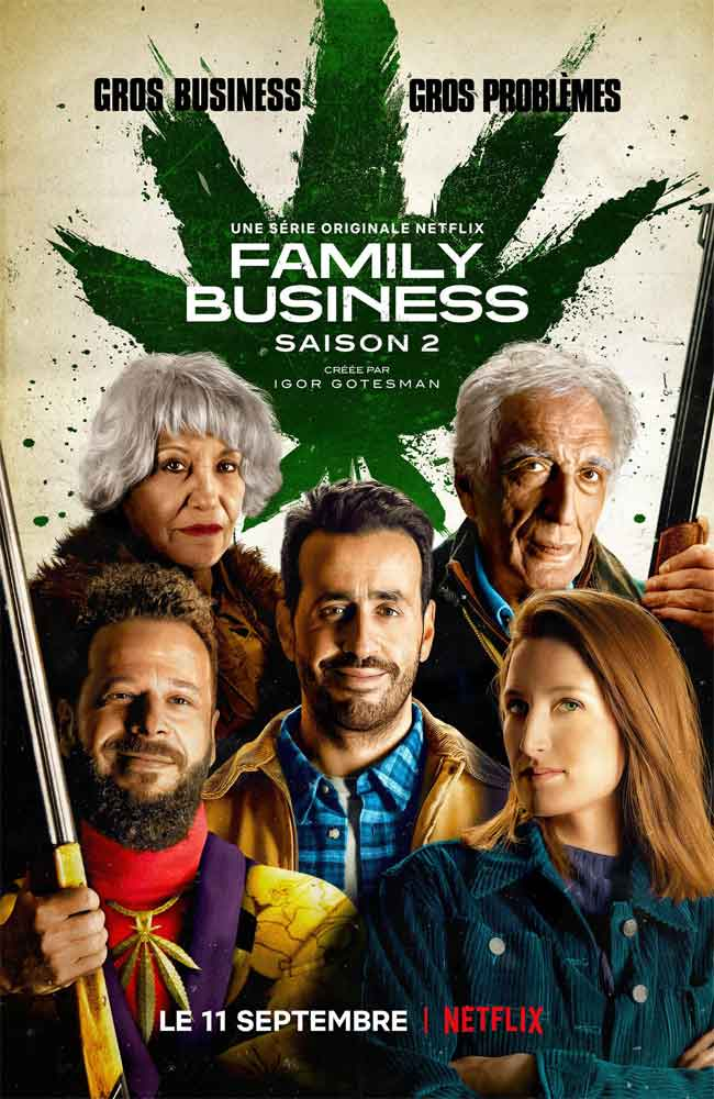 Ver Serie Family Busines Online HD