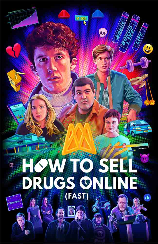 Ver Serie How to Sell Drugs Online (Fast) Online HD