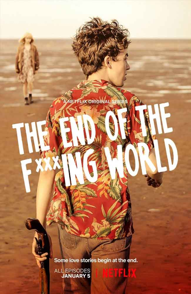 Ver Serie The End of The Fucking World Online HD