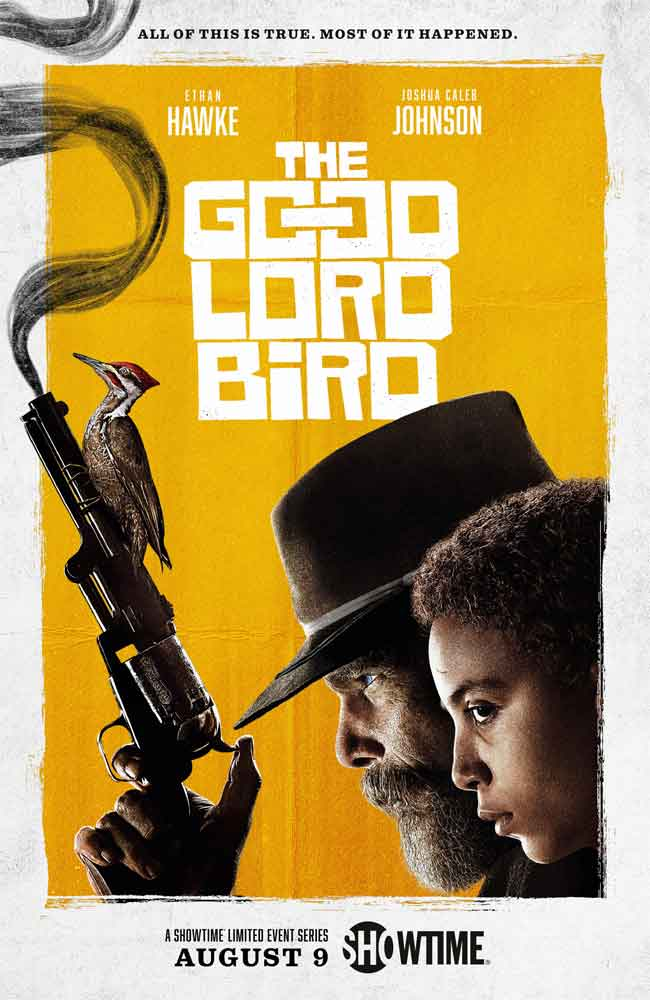 Ver Serie The Good Lord Bird Online HD