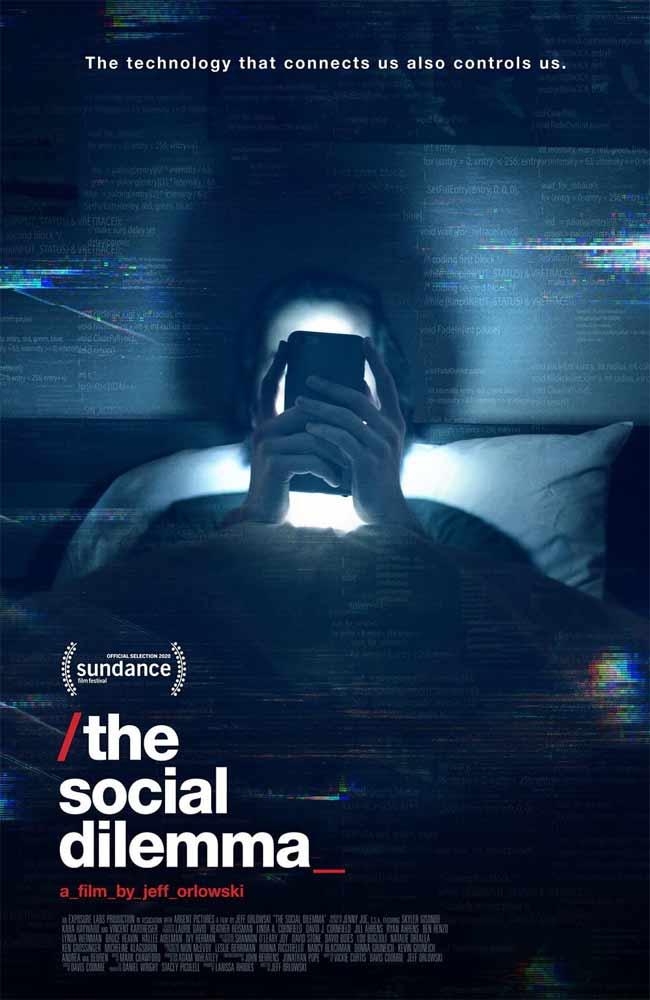Ver o Descargar El Dilema de las Redes Sociales Pelicula Completa Online