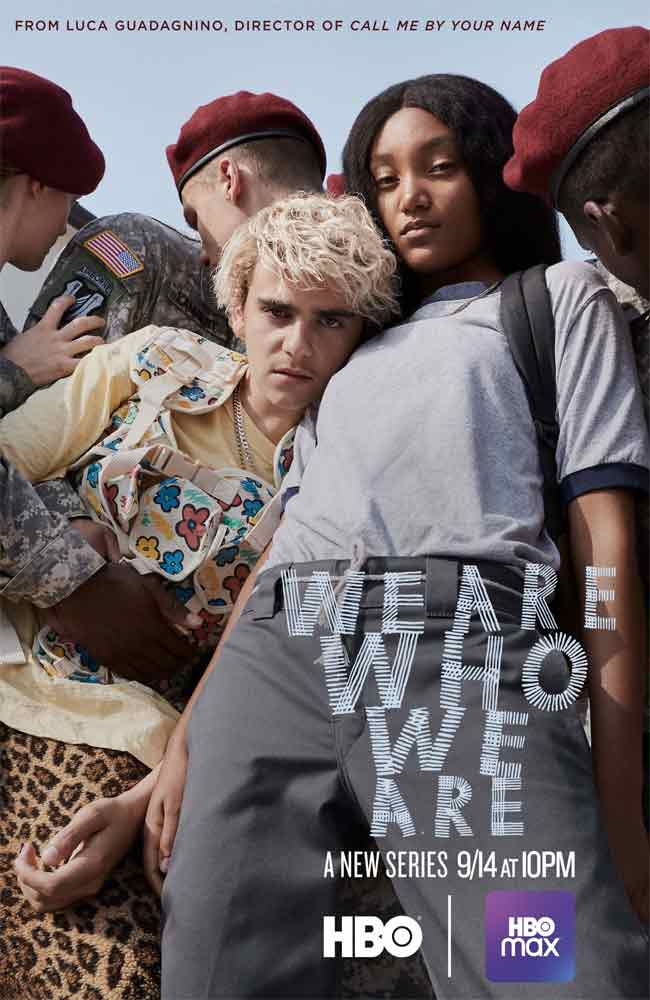 Ver Serie We Are Who We Are Online HD