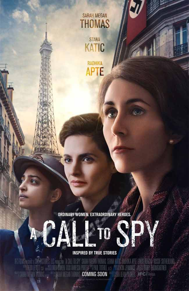 Ver o Descargar A Call to Spy Pelicula Completa Online