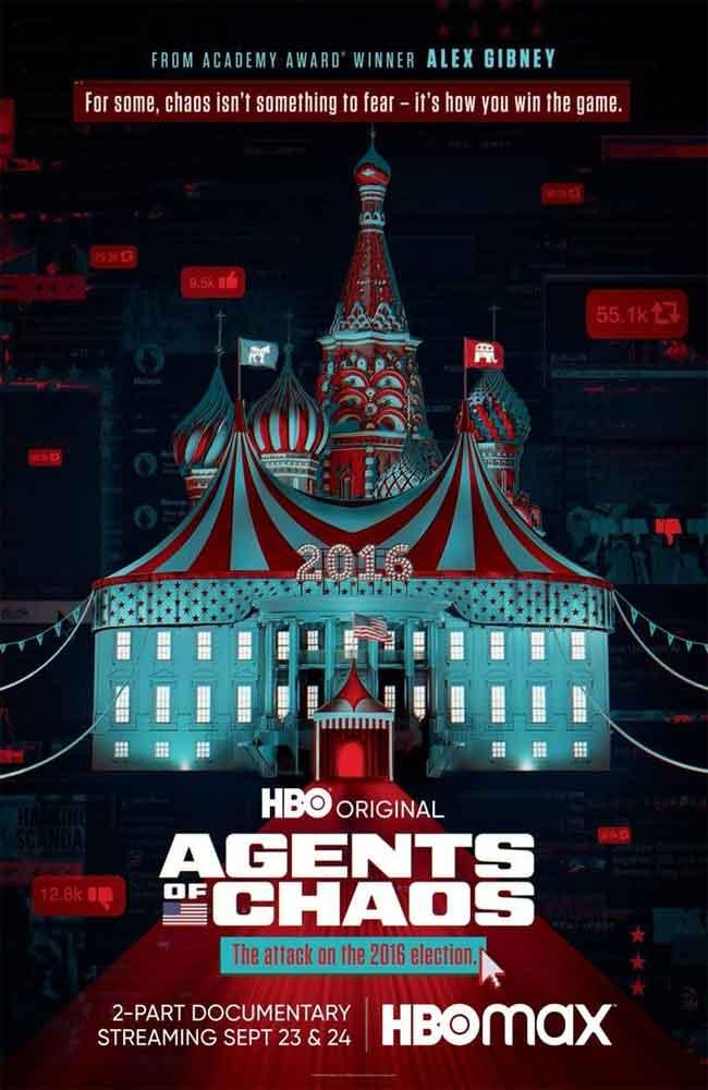 Ver Serie Agentes del caos Online HD