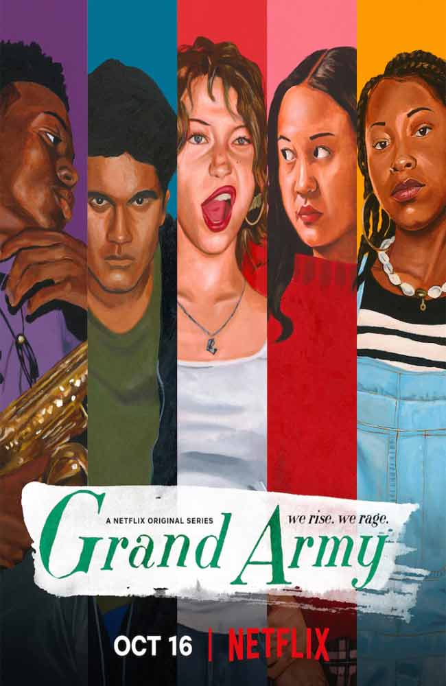 Ver Serie Grand Army Online HD