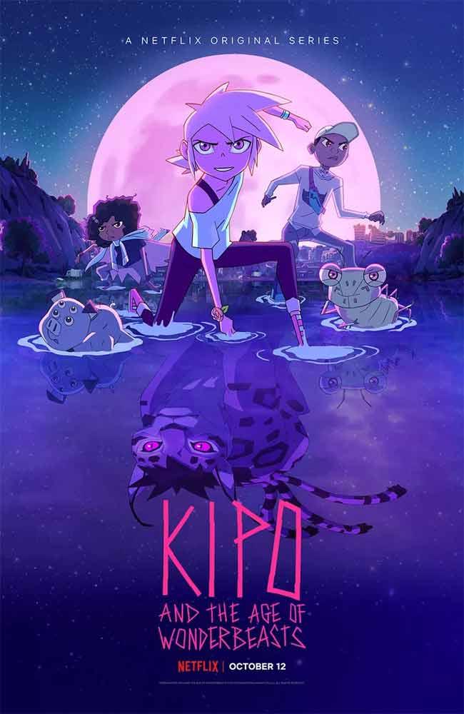 Ver Serie Kipo y la Era de los Magnimales Online HD