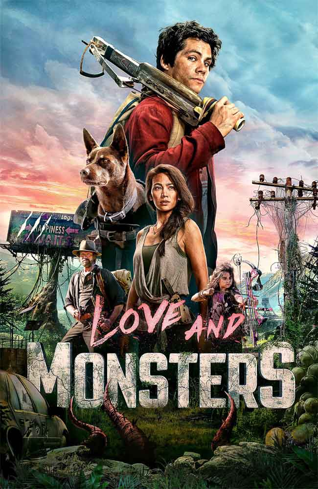 Ver o Descargar Pelicula Love and Monsters Online Gratis HD En Español Latino - Castellano & Subtitulado