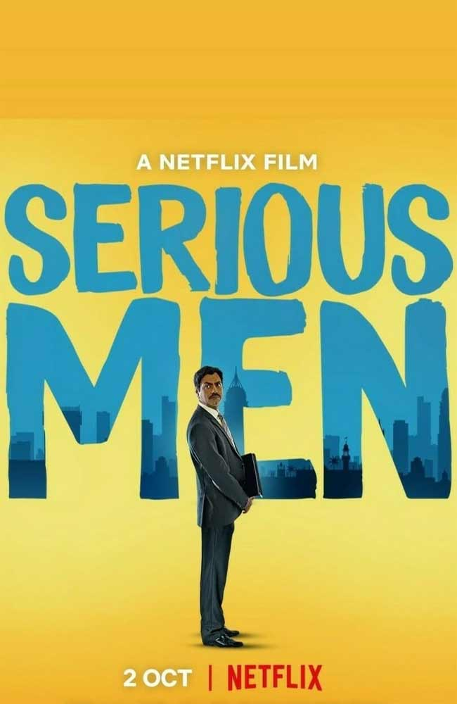 Ver Pelicula Serious Men Online HD