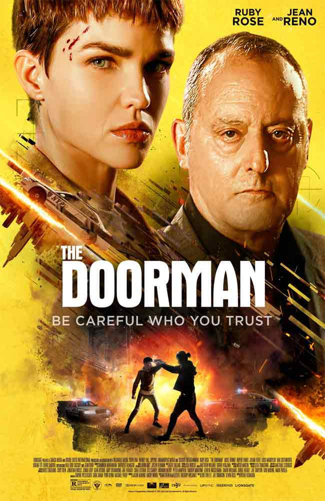 Ver o Descargar The Doorman Pelicula Completa Online