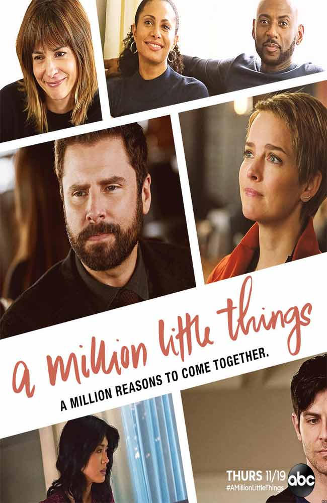 Ver o Descargar Serie A Million Little Things Temporada 3 Online Gratis HD En Español Latino - Castellano & Subtitulado