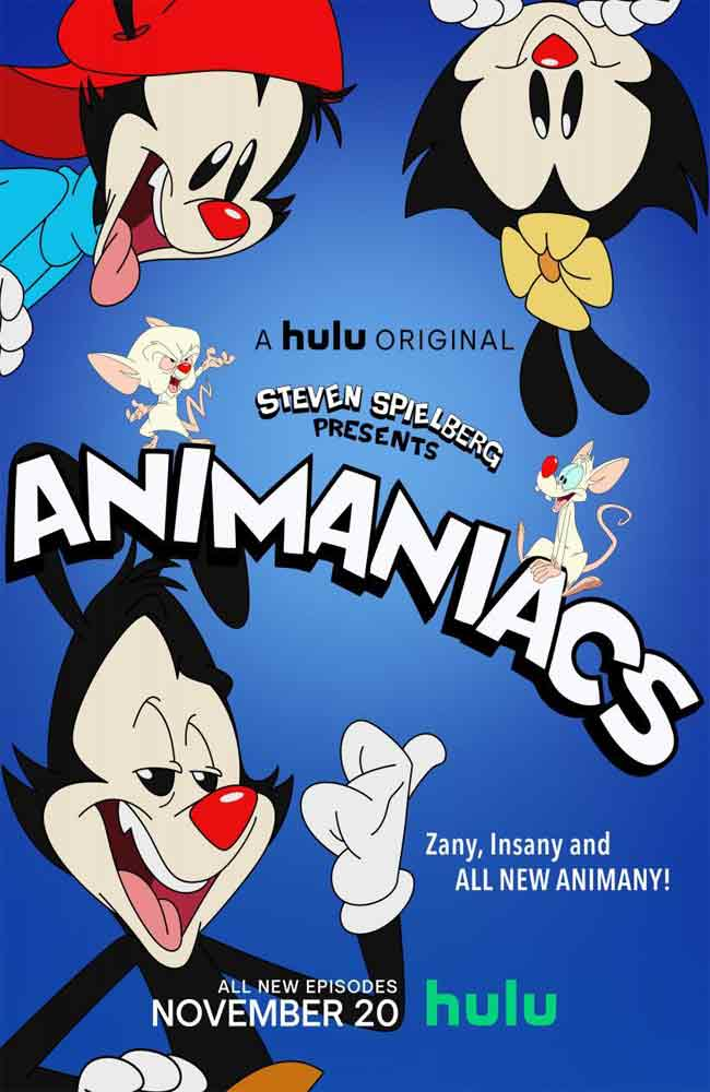 Ver Serie Animaniacs (2020) Online HD