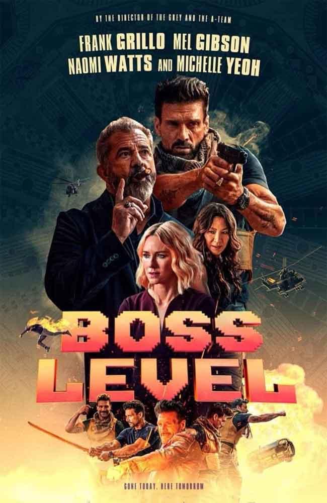 Ver Pelicula Boss Level Online HD