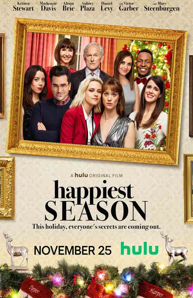 Ver o Descargar Happiest Season Pelicula Completa Online