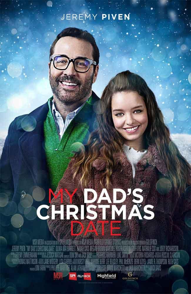 Ver o Descargar My Dad's Christmas Date Pelicula Completa Online En Español Latino - Castellano & Subtitulado