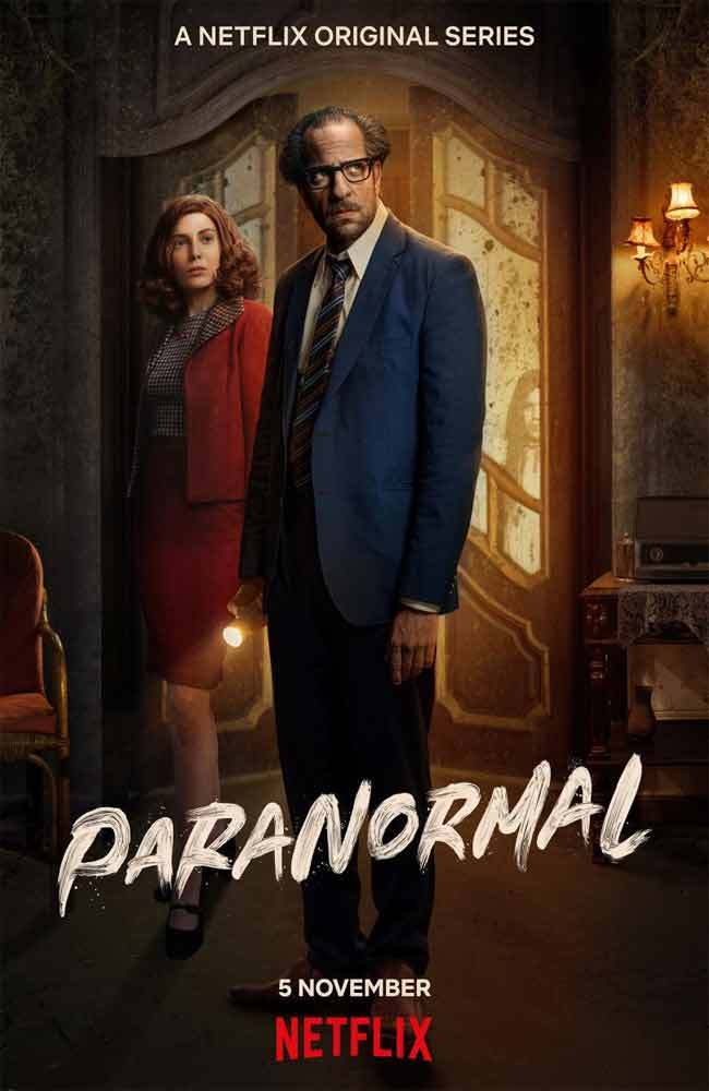 Ver Serie Paranormal Online HD