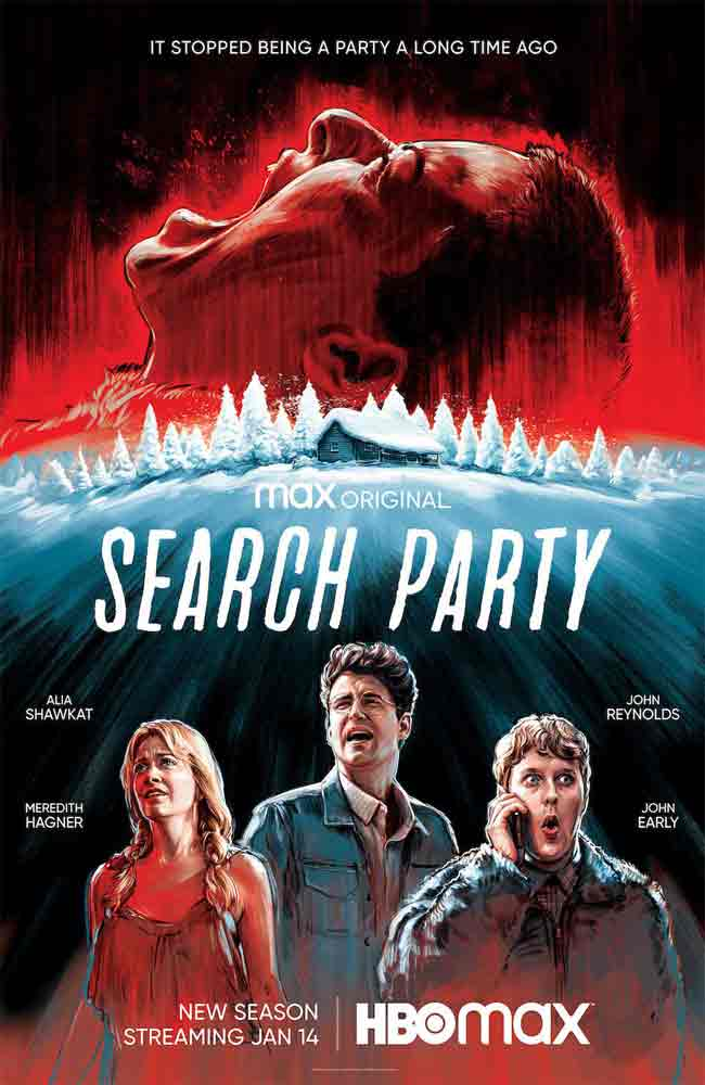 Ver Serie Search Party Online HD
