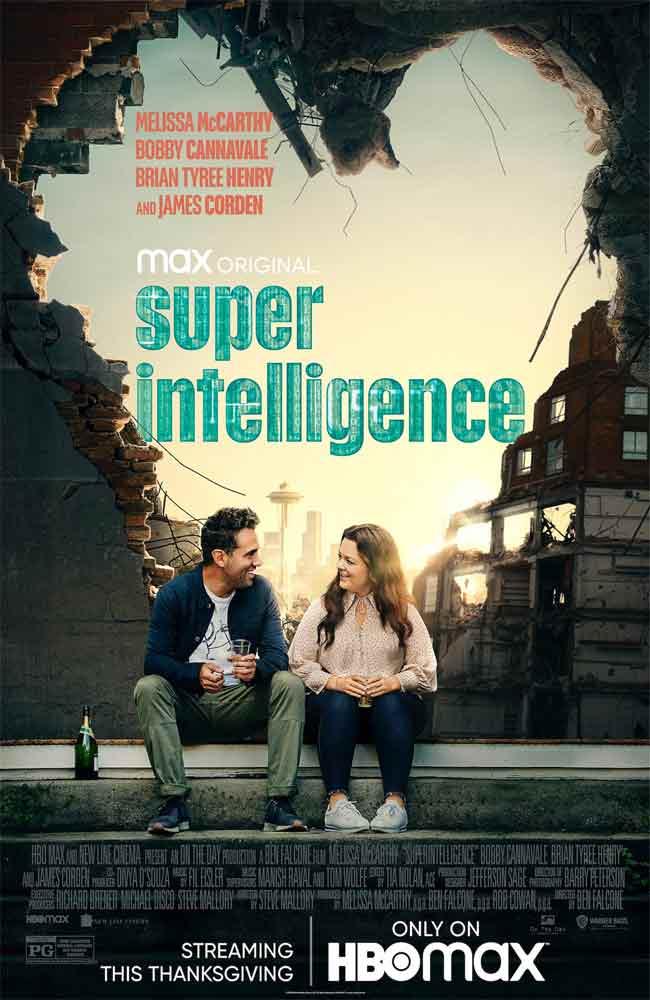 Ver o Descargar Superintelligence Pelicula Completa Online