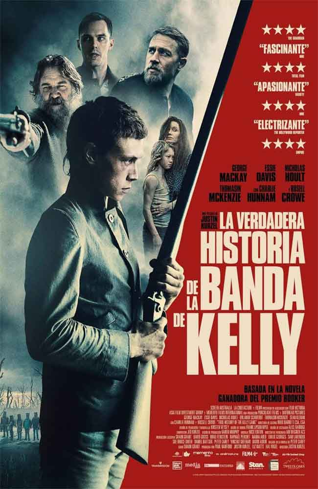 Ver o Descargar True History of the Kelly Gang Pelicula Completa Online En Español Latino - Castellano & Subtitulado