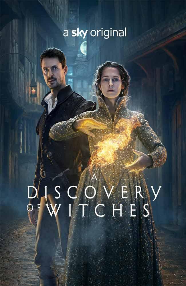 Ver Serie El Descubrimiento de las Brujas Online HD