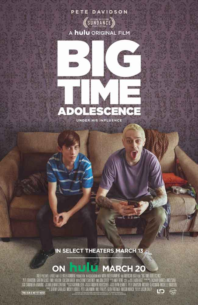 Ver Pelicula Big Time Adolescence Online HD