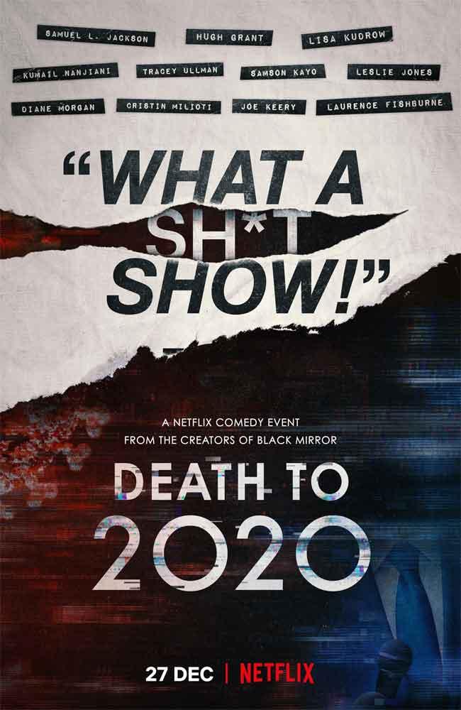 Ver o Descargar Death to 2020 Pelicula Completa Online En Español Latino - Castellano & Subtitulado