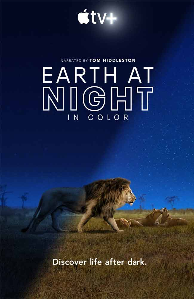 Ver Serie Earth at Night in Color Online HD