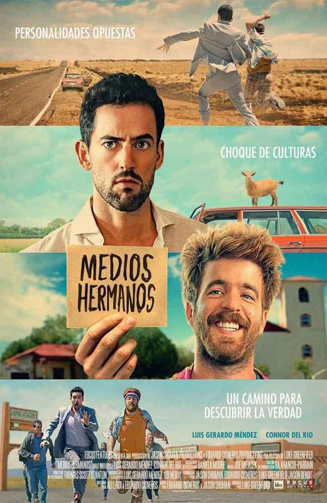 Ver o Descargar Half Brothers Pelicula Completa Online En Español Latino - Castellano & Subtitulado