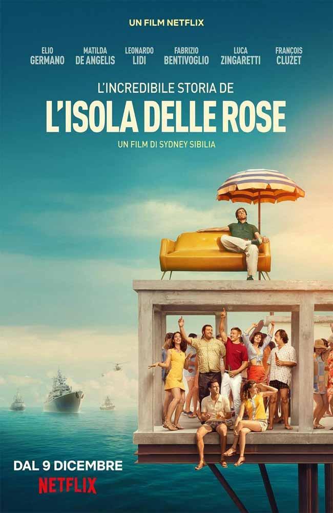 Ver Pelicula La Increíble Historia de la Isla de las Rosas Online HD