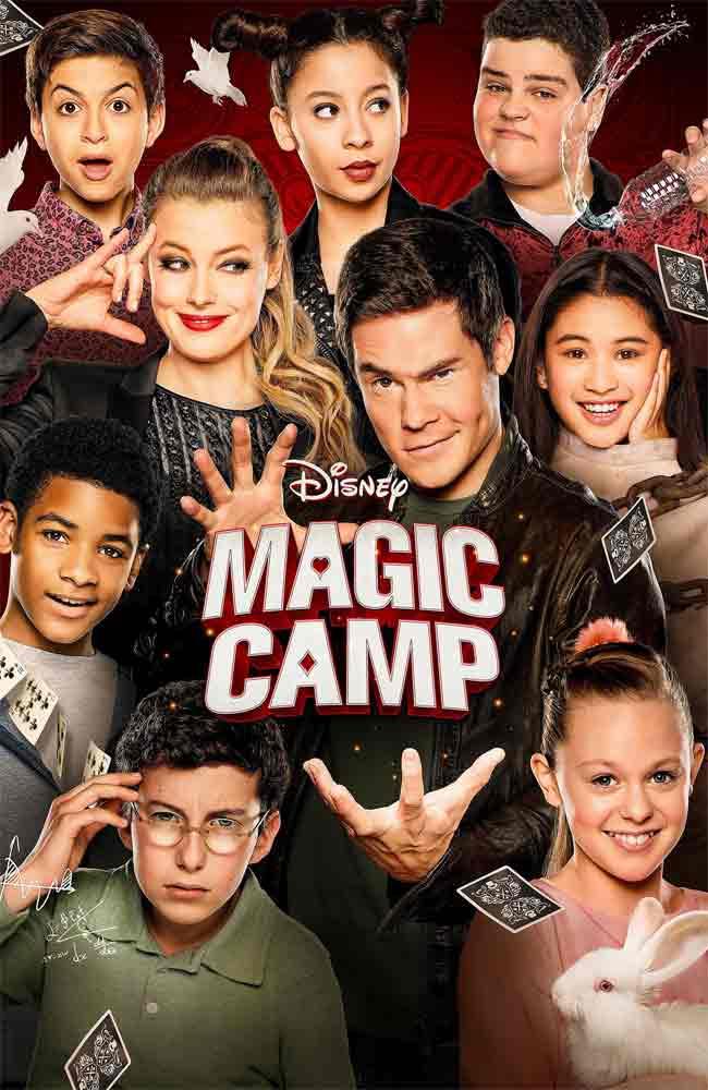 Ver o Descargar Magic Camp Pelicula Completa Online