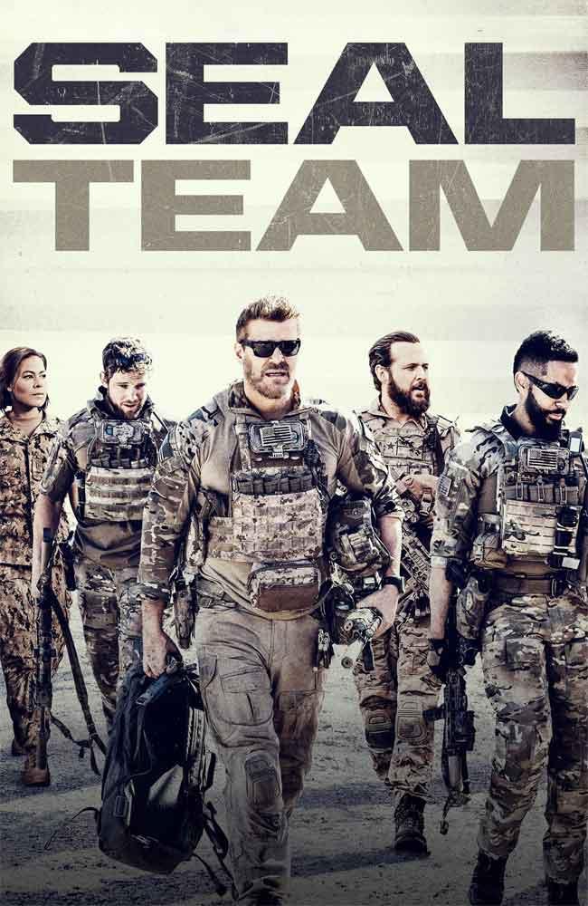Ver Serie SEAL Team Online HD