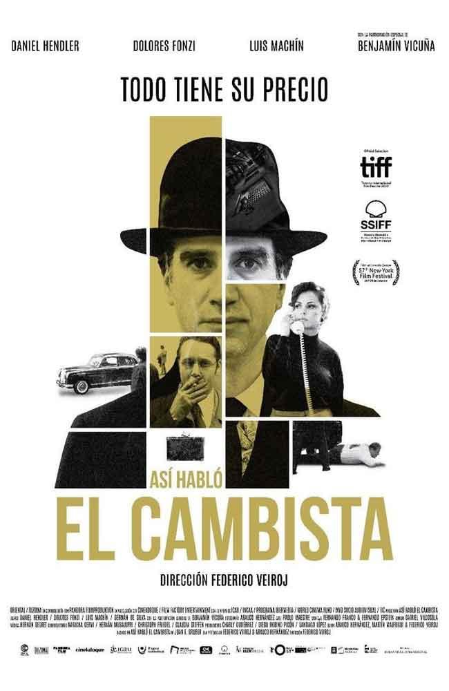 Ver o Descargar Pelicula Así habló el cambista Online Gratis HD En Español Latino - Castellano & Subtitulado