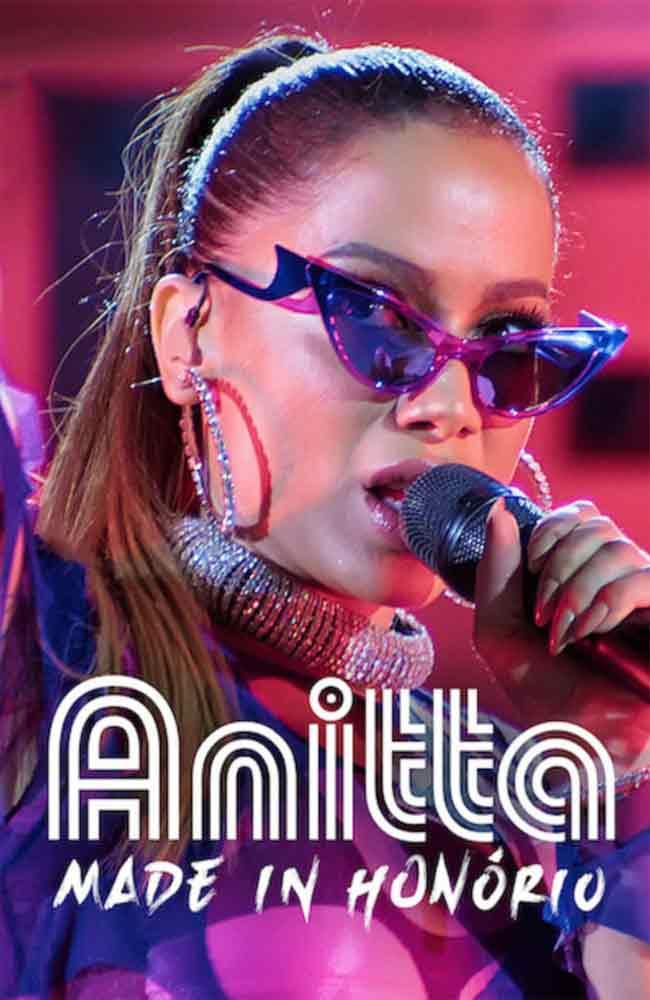 Ver Serie Anitta: Made in Honório Online HD