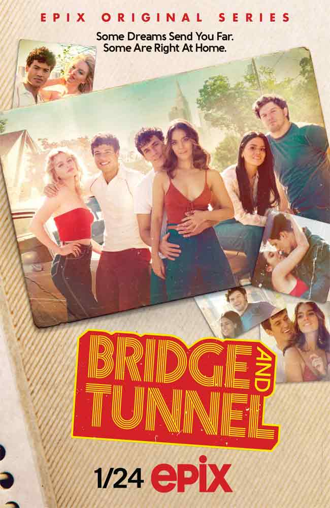 Ver Serie Bridge and Tunnel Online HD