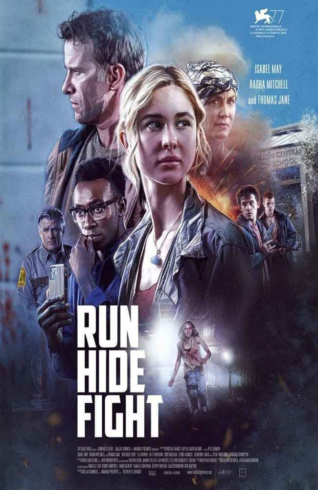 Ver Pelicula Run Hide Fight Online HD