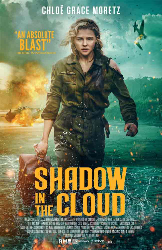 Ver o Descargar Shadow In The Cloud Pelicula Completa Online