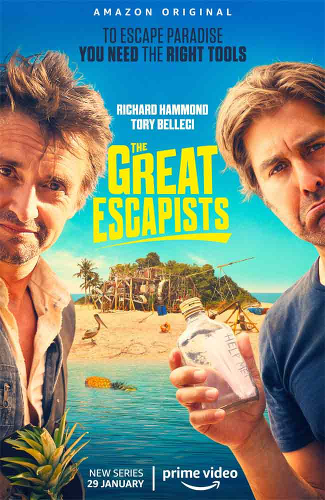 Ver Serie The Great Escapists Online HD