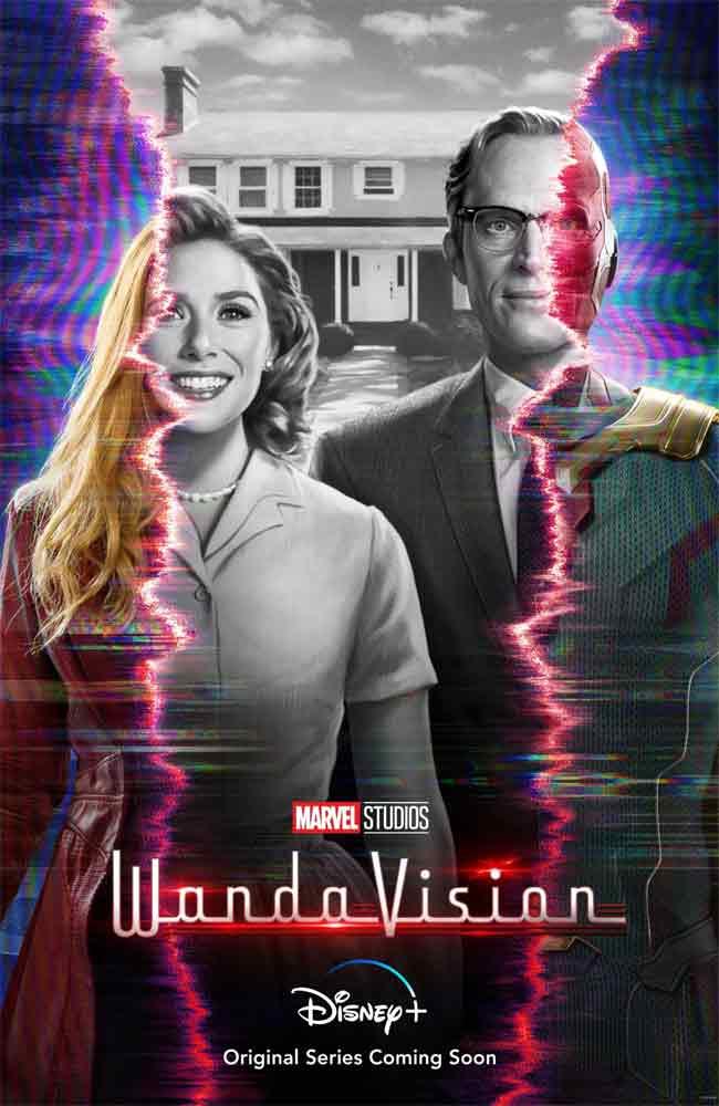 Ver o Descargar Serie WandaVision Online Gratis HD En Español Latino - Castellano & Subtitulado