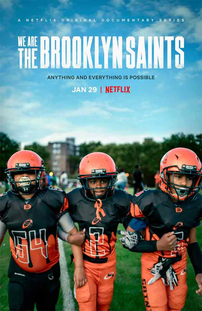 Ver Serie We Are: The Brooklyn Saints Online HD
