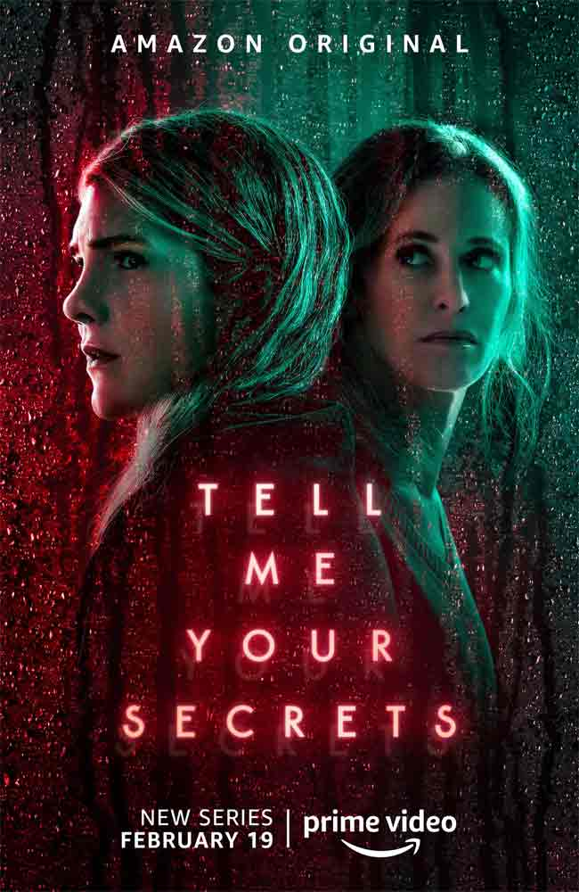 Ver Serie Tell Me Your Secrets Online HD