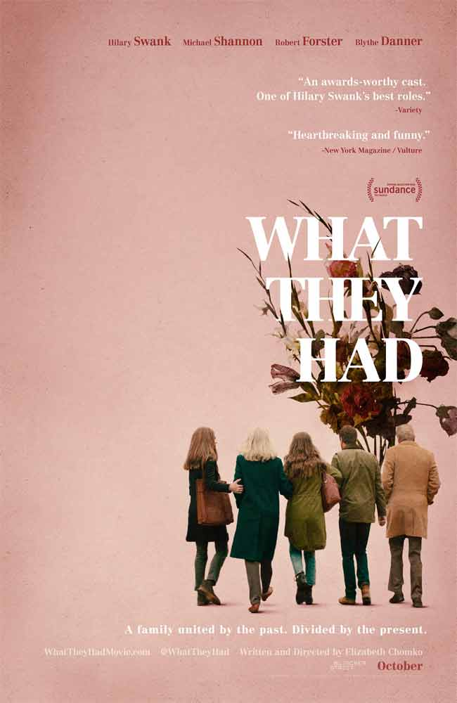 Ver o Descargar What They Had Pelicula Completa Online