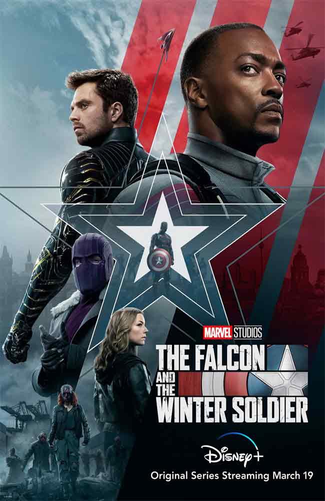 Ver o Descargar Serie Falcon y el Soldado de Invierno Online Gratis HD En Español Latino - Castellano & Subtitulado