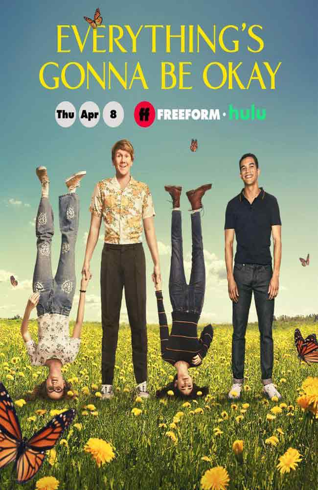 Ver o Descargar Serie Everything's Gonna Be Okay Temporada 2 Online Gratis HD En Español Latino - Castellano & Subtitulado