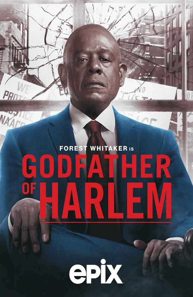 Ver Serie Godfather of Harlem Online HD