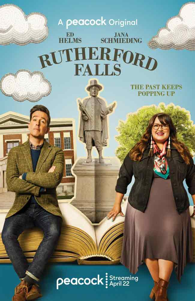 Ver Serie Rutherford Falls Online HD